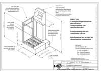pulizia-sanificazione-suole-igienizzazione-mani-con-cancello-obbligatorietà