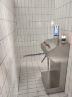 tornello-rilevatore-accessi-con-termoscanner-applicato-acciaio-inox