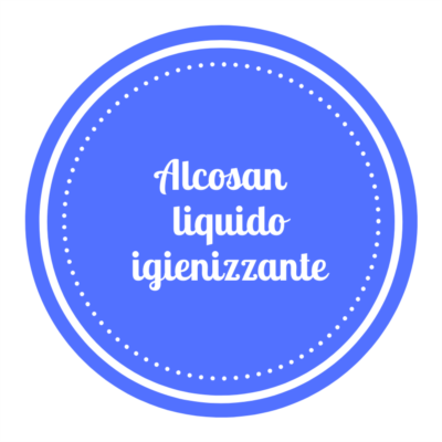 Alcohlic disinfecting liquid for sole hygiene station